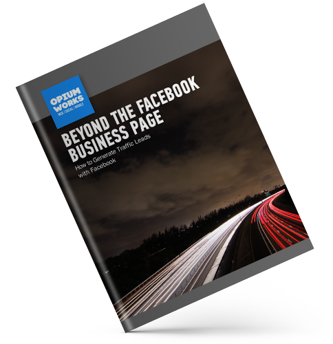 beyond the facebook business page